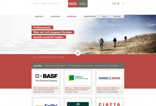 Esch. Portfolio Website
